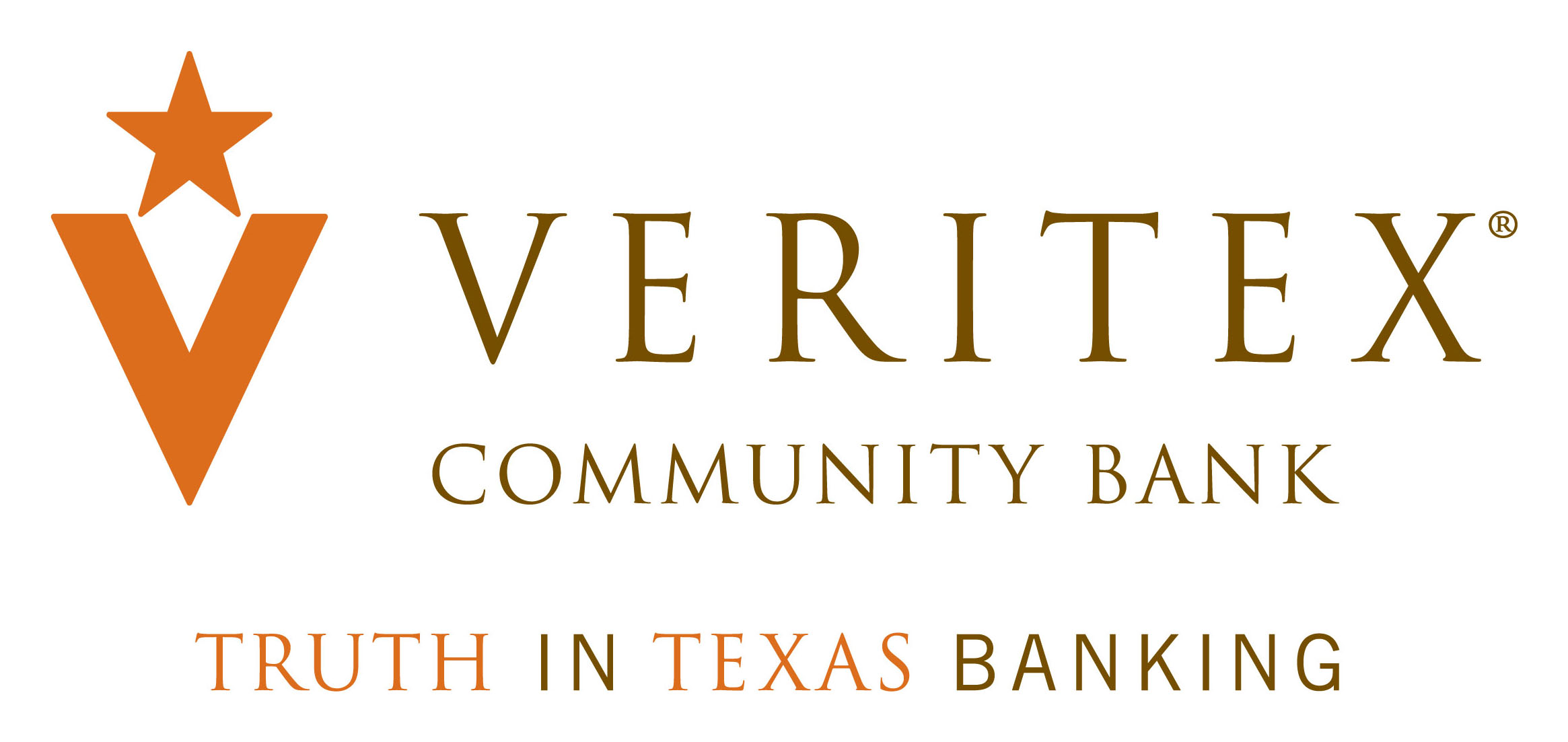 Logo Veritex Bank Truth In Txbanking 2 Cr